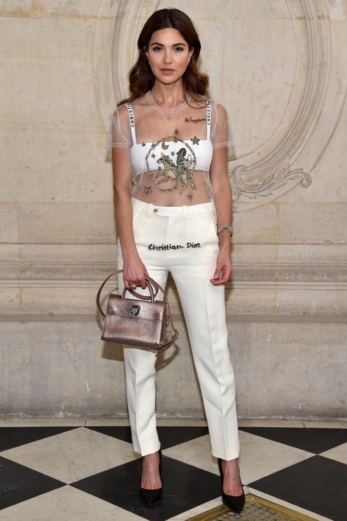 Dior Haute Couture Printemps Été 2017