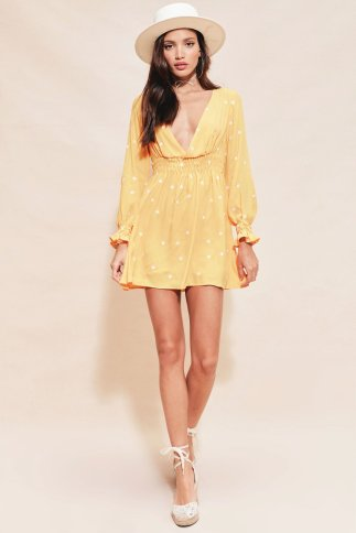 Chiquita Long Sleeve Dress €132.00