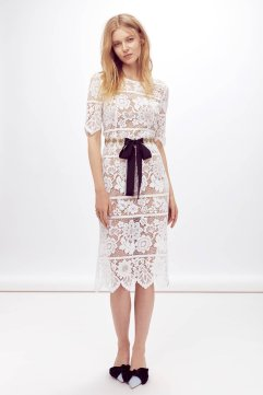 Viviana Lace Midi Dress €214.63